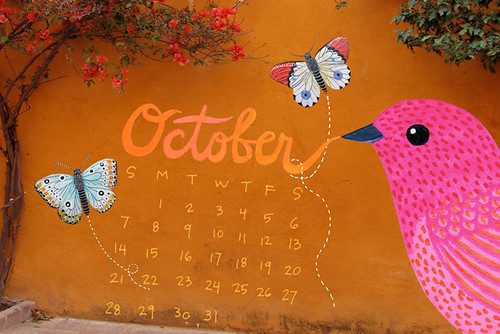 October | by Geninne