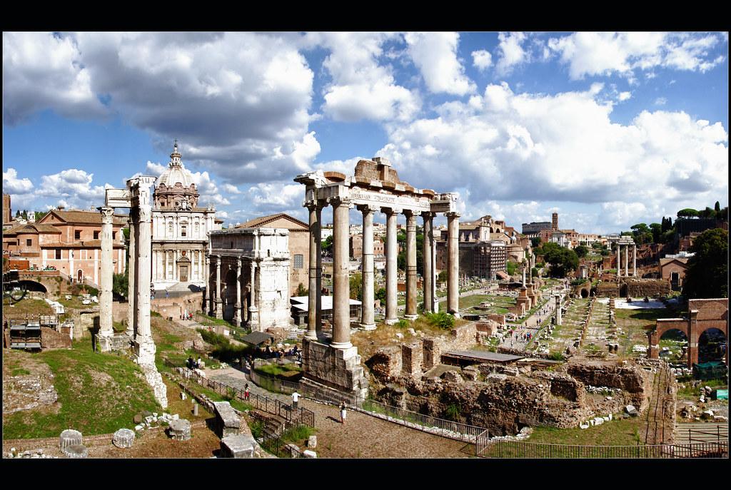 Foro Romano / Forum Romanum / Roman Forum | Roma / Rome ...