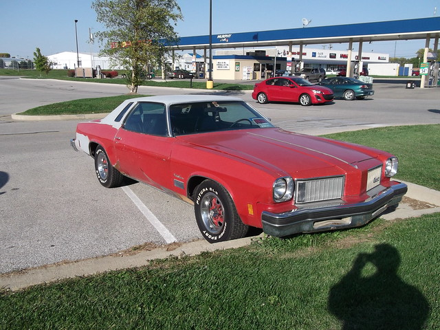 1975 oldsmobile cutlass supreme flickr photo sharing for 1975 cutlass salon for sale