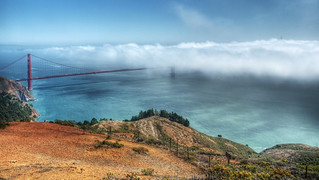 View From Hawk Hill During Heat Wave Vanquishment | by jsutton8