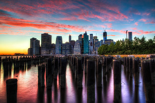 Manhattan Sunset | by Justin in SD