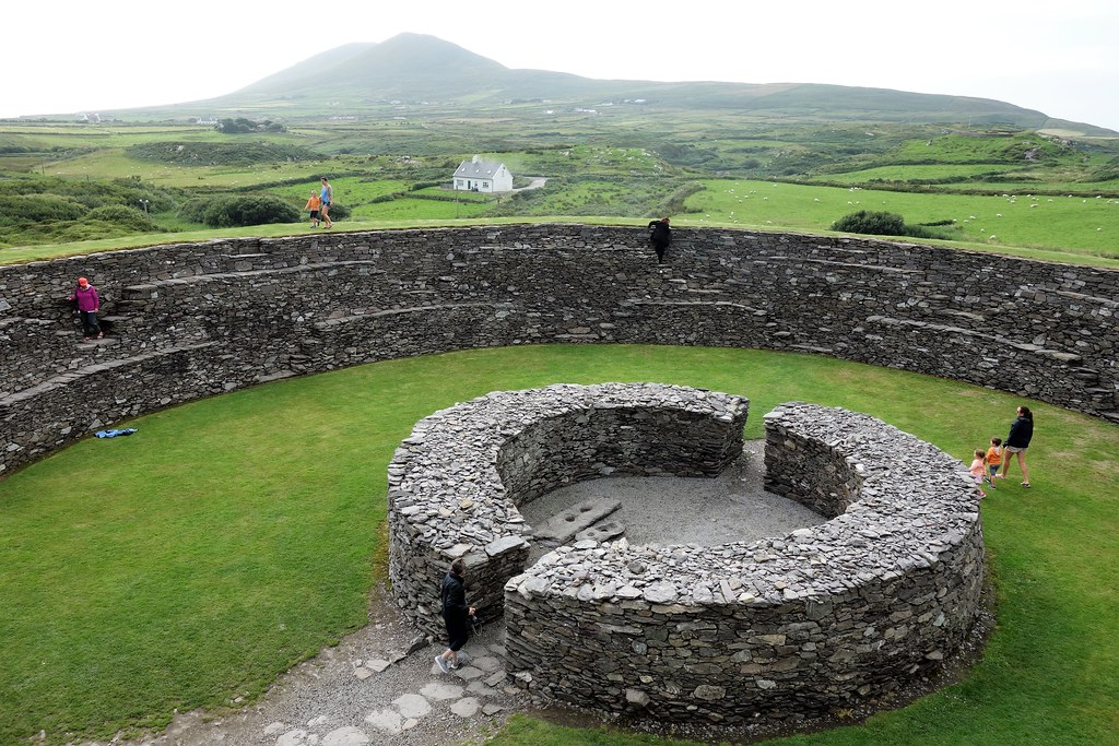 Cahergal Stone Fort, West of Ireland
