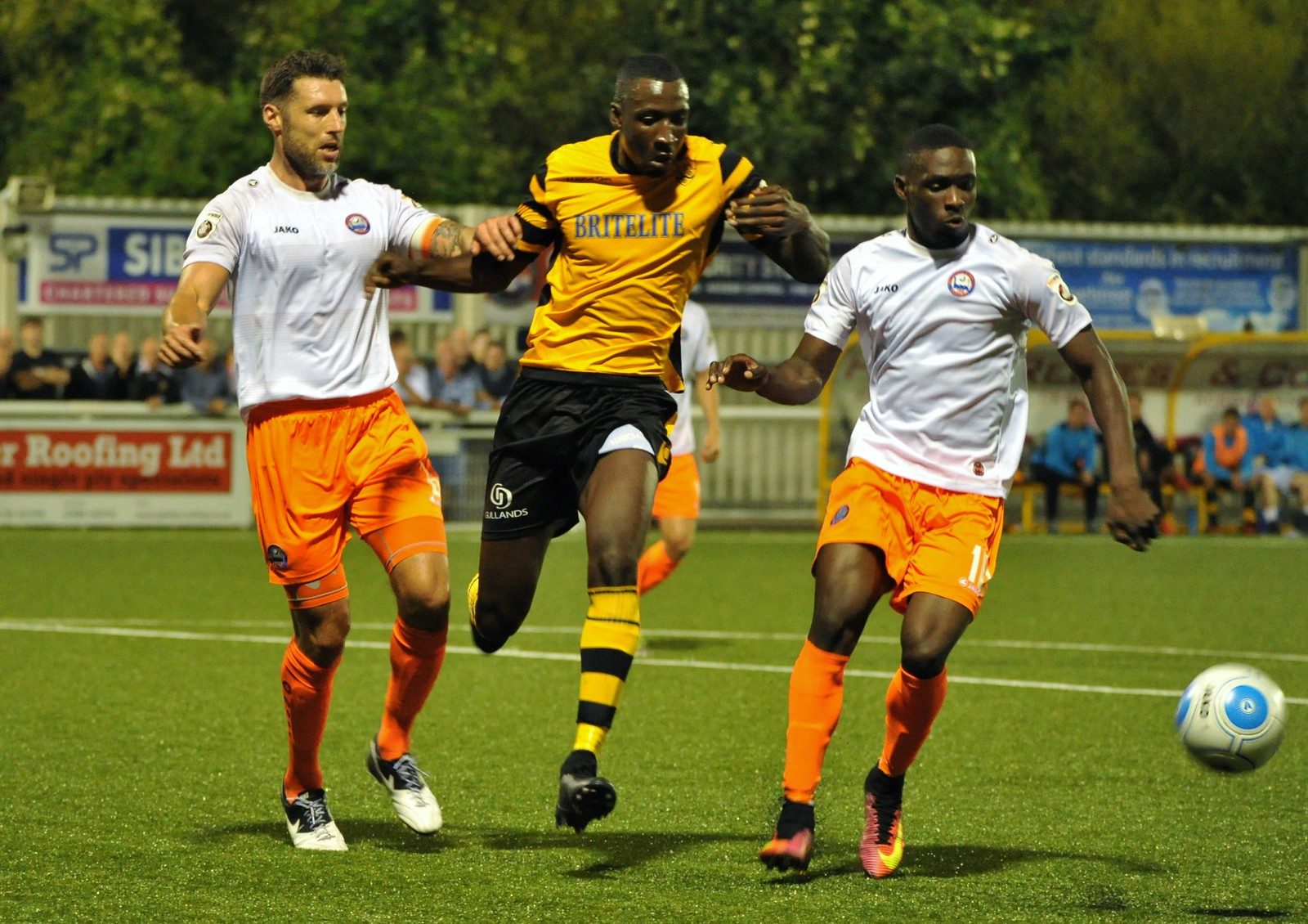 Maidstone United v Braintree Town 295
