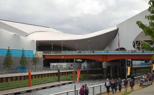 Aquatics Centre | by Patrick Costello
