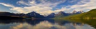 panorama - Lake McDonald - Glacier National Park - 7-02-12  01 | by Tucapel