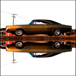 1968 Dodge Charger R/T - Facing The Sun (Full Reflection) | by 1968 Dodge Charger R/T | Scott Crawford
