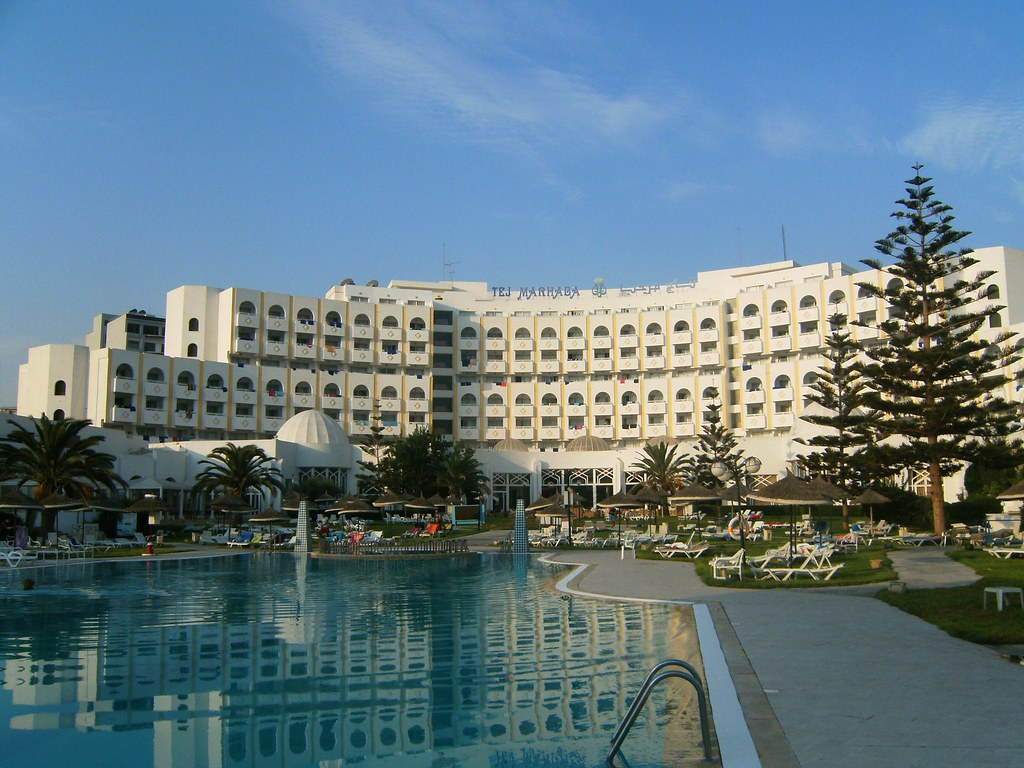 Tunisia Hotels Hotel Sousse Tunisia | by