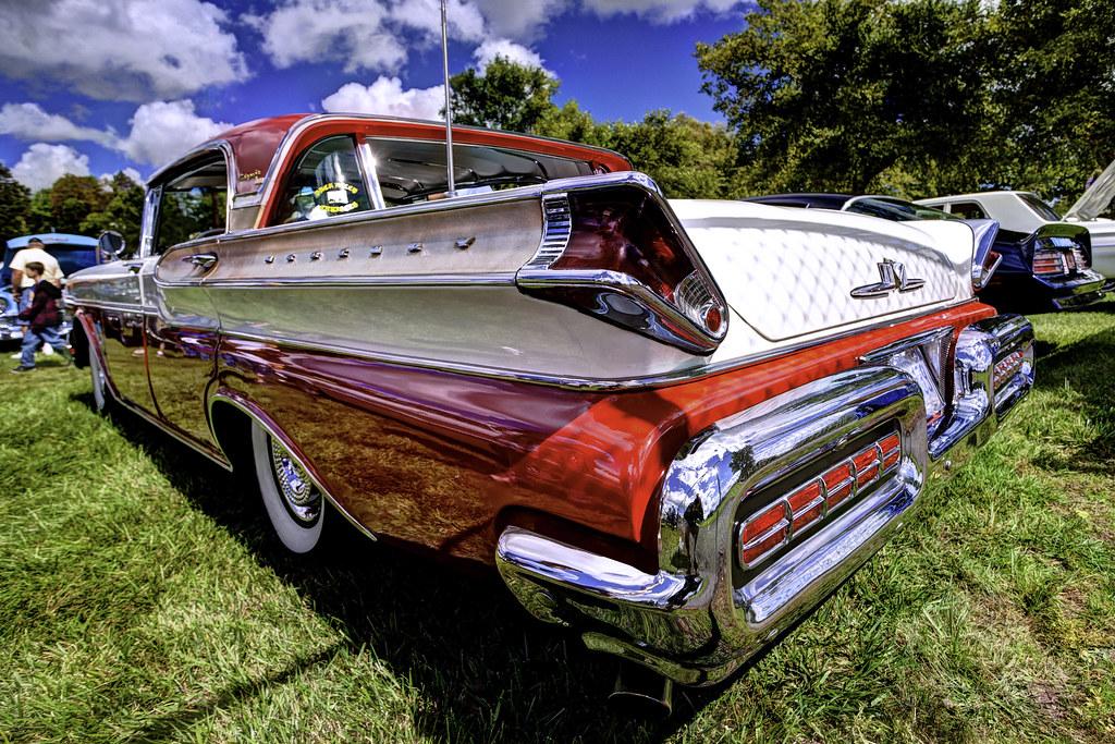 1957 Mercury Turnpike Cruiser HDR  Frankenmuth 2012 Auto Fe  Flickr