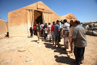 UNHCR News Story: UNHCR scaling up relief operation for displaced inside Syria | by UNHCR