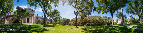 Brown University Panorama | by Ken Zirkel