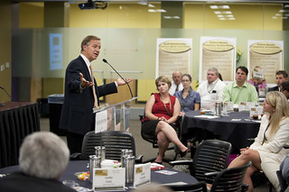 8/27/2012 Governor Bill Haslam addresses Tennessee Lead Summit | by Governor Bill Haslam