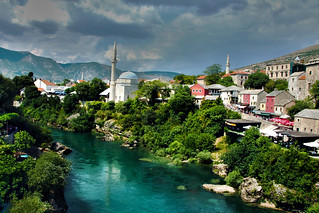 Mostar, the most hot town in europe | by thanks for 1.000.000+ views