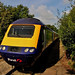 FGW HST 43190 arriving at Stonehouse