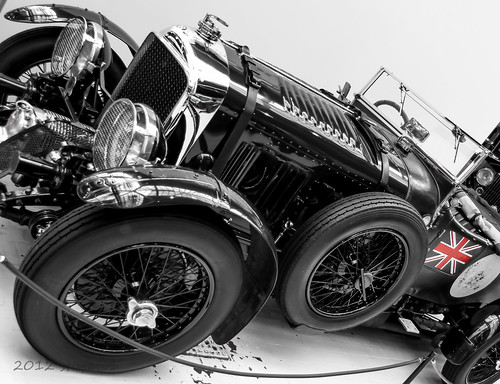 Bentley Supercharged 1930/31 | by stufoto1