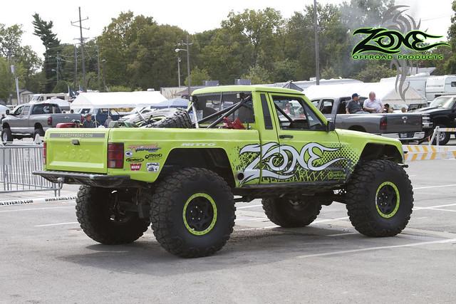 Jeep zone