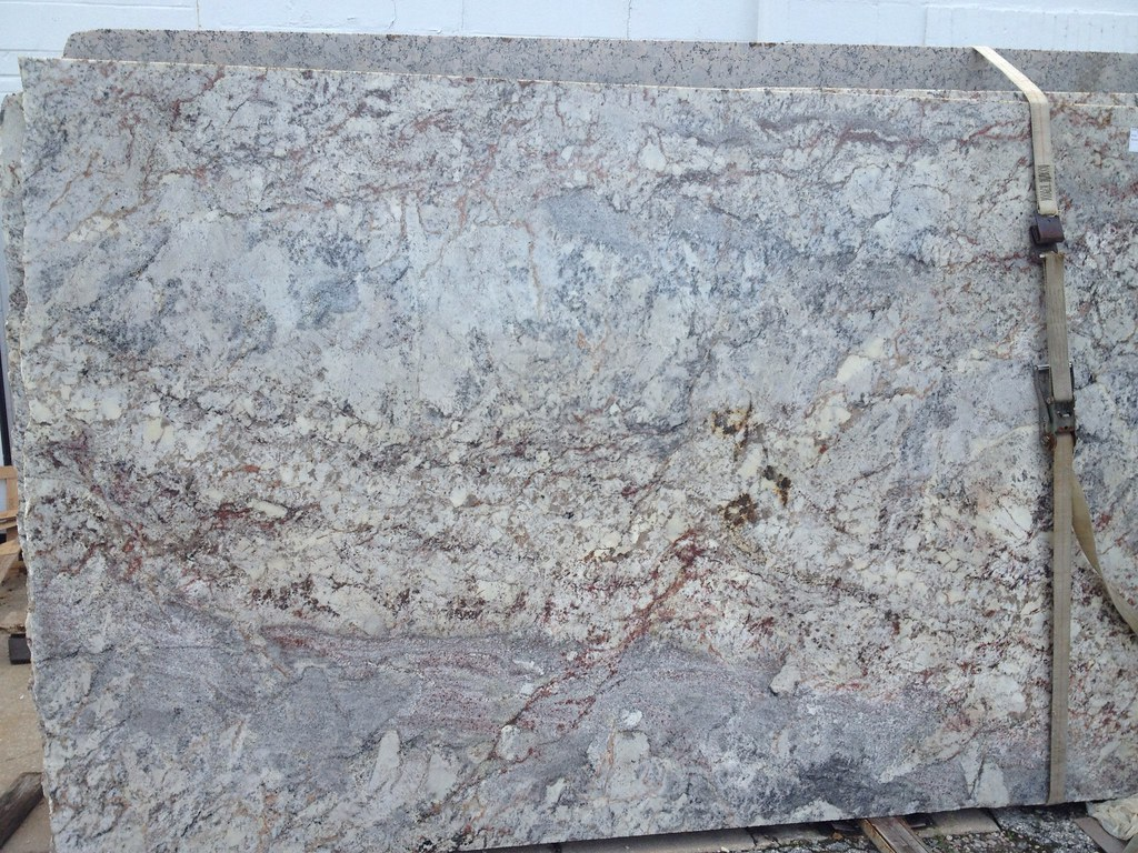 White Spring Granite 3cm Granite Slabs Flickr
