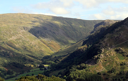 Stonethwaite from above Seatoller | by lakeslover2010