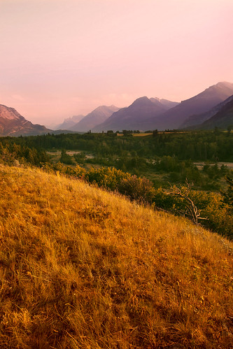 Last Light over Waterton | by John A. Gessner Photography