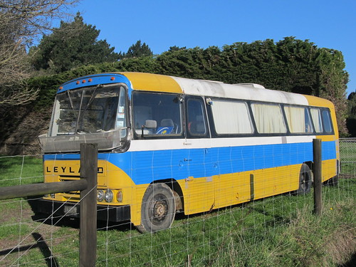1968 Leyland Service Coach | by NZ Car Freak