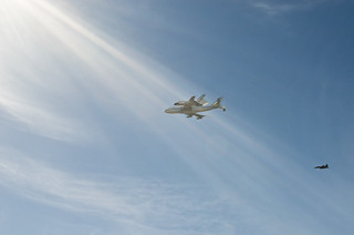 Shuttle Endeavor | by ryanmyers.design