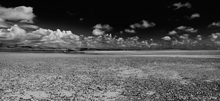 Haverigg | Photostitch 1 (Monochrome Conversion) | by Mark Winterbourne | markwinterbourne.com