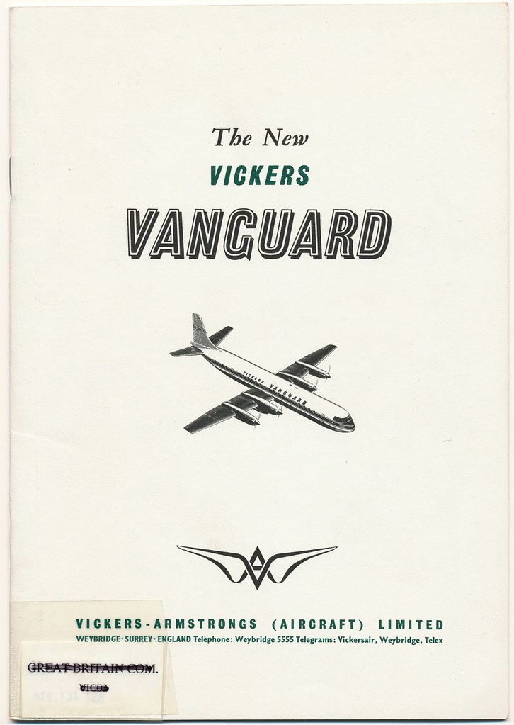 Vanguard sales and specifications booklet for TCA, from Au… | Flickr