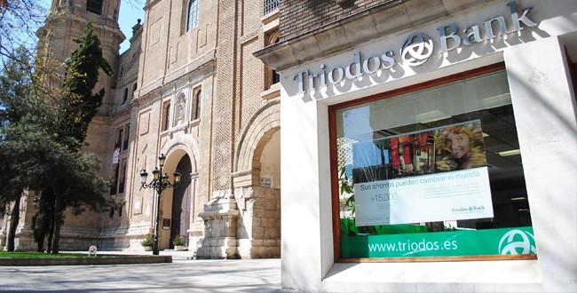 Oficina zaragoza triodos bank oficina de triodos bank en for Oficina de extranjeria zaragoza