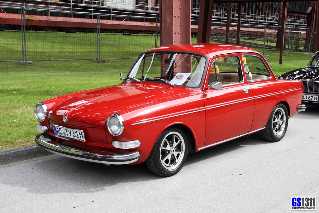 1969 Volkswagen 1600 L Typ 3 The Volkswagen Type 3 Also