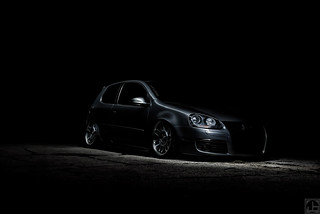 Matt's Bagged MK5 Golf Side | by Jeff Briggs Photography