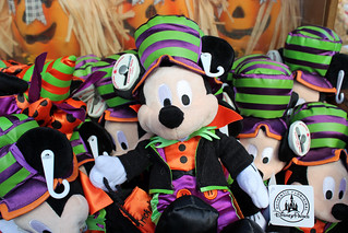 Halloween Mickey plushies | by House Of Secrets Incorporated
