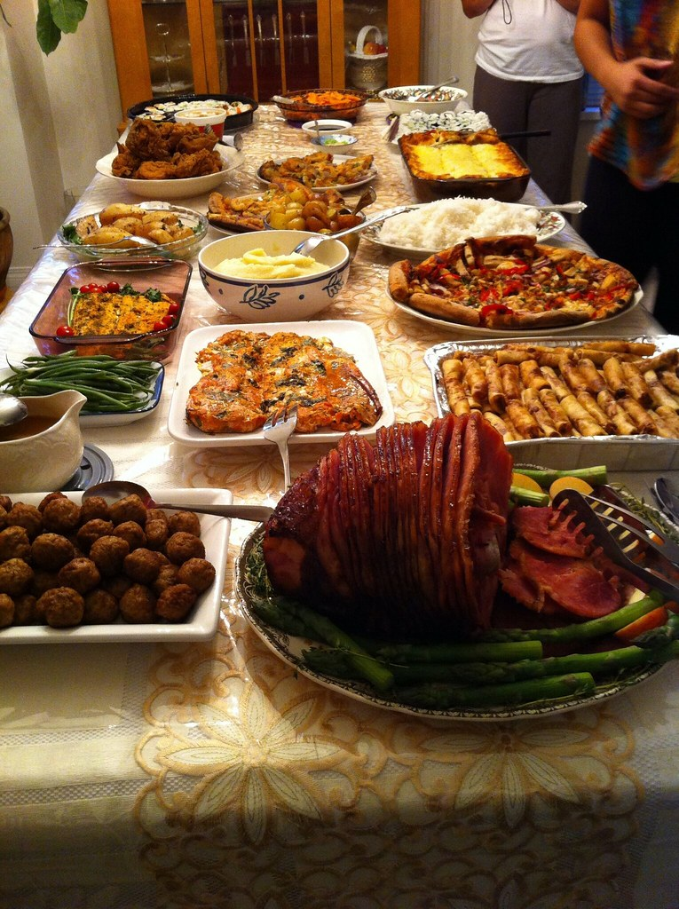Free Thanksgiving Meal New York City