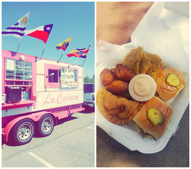 Food Truck Frenzy - Temple, TX. Each month local food trucks gather in downtown Temple for Food Truck Frenzy! These are my favorites from July!
