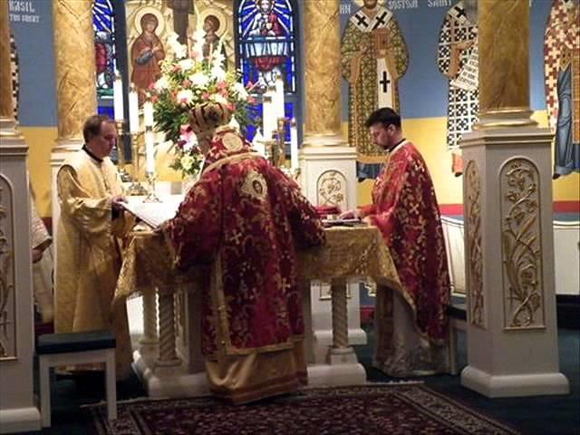 Celebración bizantina