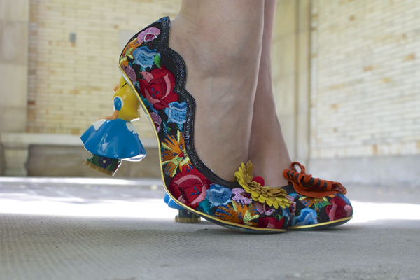 Irregular Choice Alice in Wonderland Disney