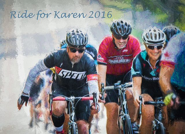 2016 Ride for Karen Photography