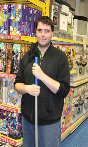 David Chamberlain - Smyths Toys