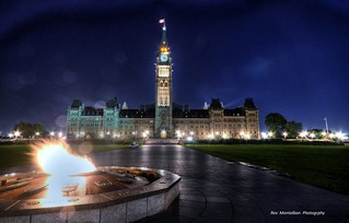 parliament building in the nation's capital | by Rex Montalban Photography