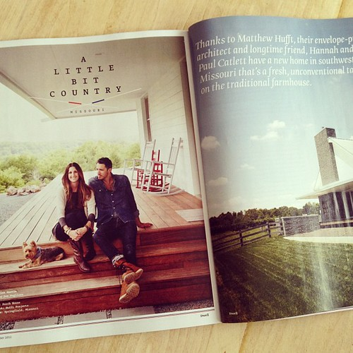 Springfield, MO representin' in DWELL this month. | by Smile And Wave