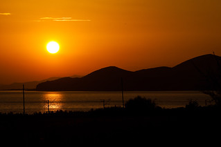 Sunset on Lake Sevan | by Dr. Harout