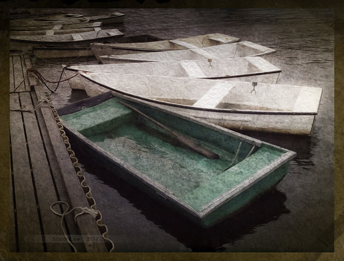 Green Boat | by Just Used Pixels