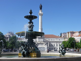Rossio Square - Downtown | by Antónia Lobato