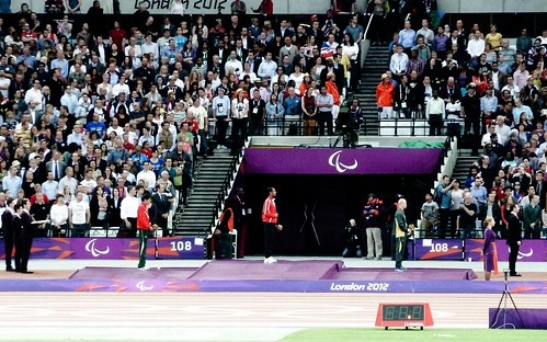 London 2012 Paralympic Athletics, 6th September 2012 | by firstnameunknown