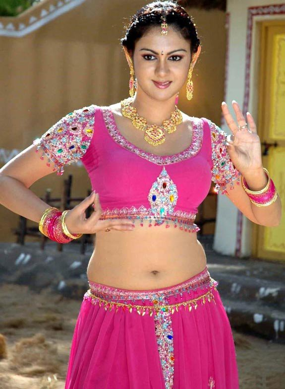 South Indian Actress Hot Navel Show Photos 39_650