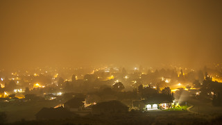 Smokey Night in Wenatchee | by Frank O Cone