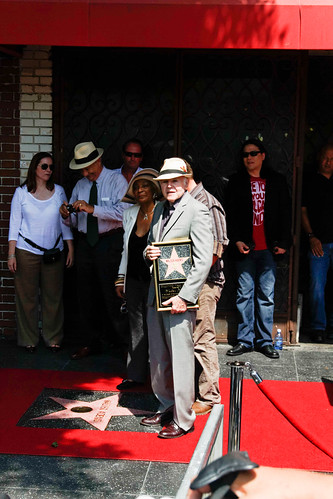 Walter Koenig Hollywood Star Ceremony | by rwoan