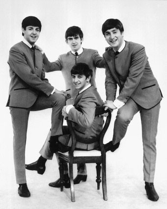 The Beatles Early 60s