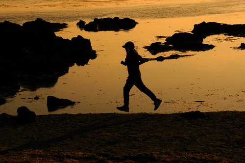 Jogging in Ucluelet (BC) | by ipaloni