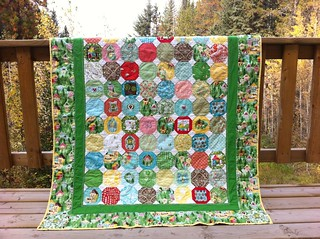 Hideaway Folk Family Quilt | by CoraQuilts~Carla