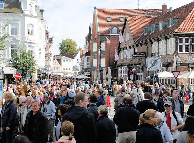 8669 Verkaufsoffener Sonntag In Hamburg Bergedorf Fussga Flickr
