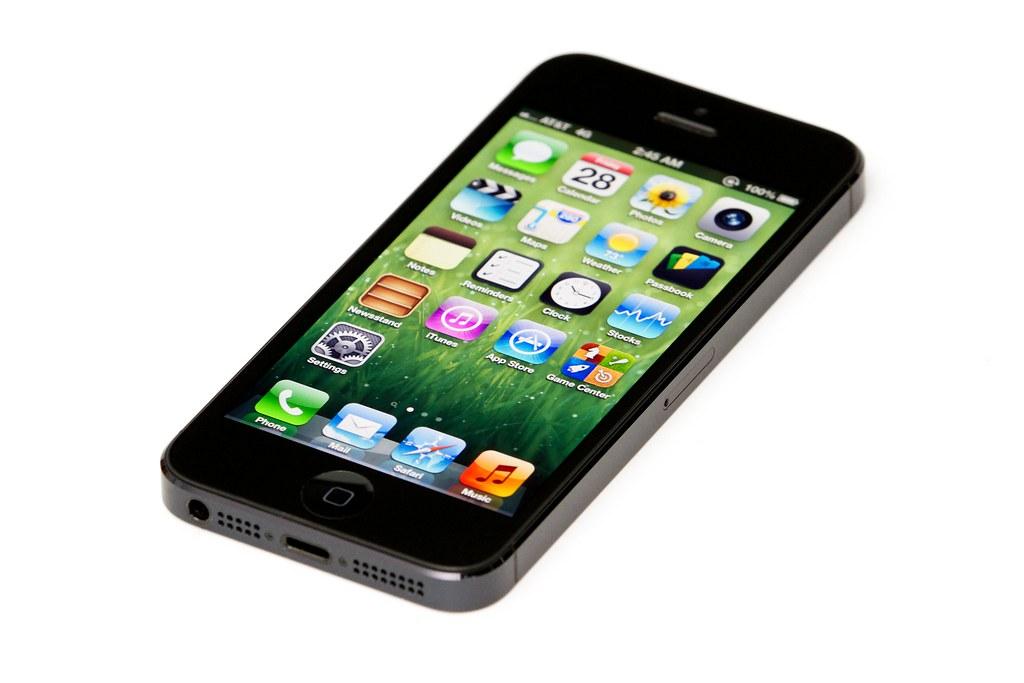 IPhone 5 Black Slate 64GB